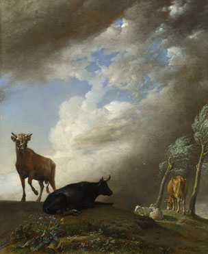 potter-cattle-sheep-stormy-landscape-NG2583-fm