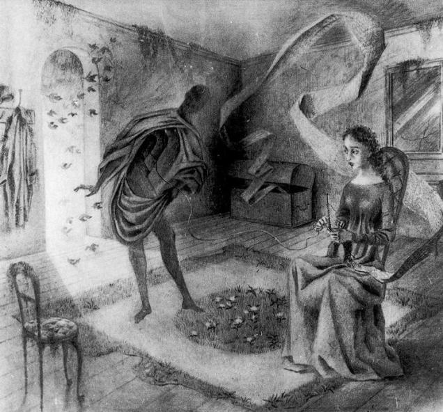 Remedios-Varo-Ancestors-or-Poem